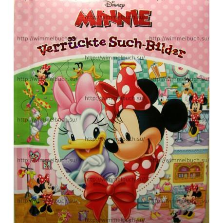 Minnie - Suchbilder - Disney Verrückte Such Bilder