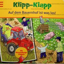 Klipp-Klapp Auf dem Bauernhof ist was los!