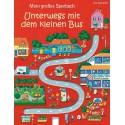 Mein grobes Spurbuch - Unterwegs mit dem kleinen Bus
