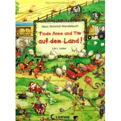 Finde Anne und Tim auf dem Land!, Finde Anne und Tim in der Stadt!