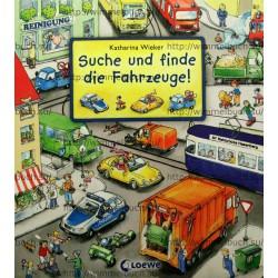 Suche und finde die Fahrzeuge!