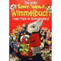 Das grobe Tony-Wolf-Wimmelbuch Hase Hops im Spielzeugland