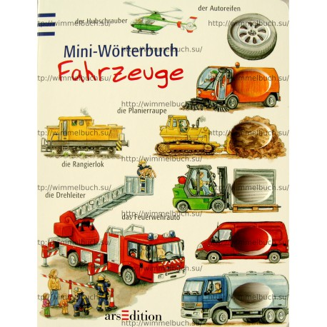 Mini-Wörterbuch Fahrzeuge