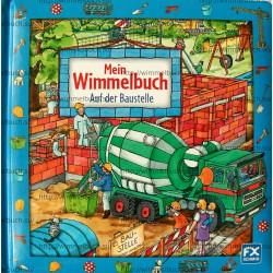 Mein Wimmelbuch - Auf der Baustell