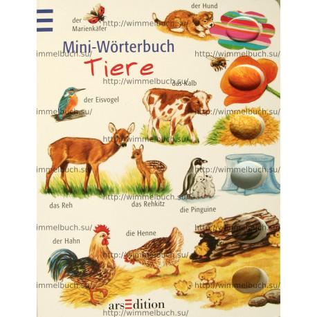 Mini-Wörterbuch Tiere