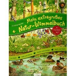 Mein extragrobes Natur-Wimmelbuch