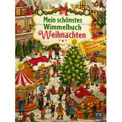Mein schonstes Wimmelbuch Weihnachten