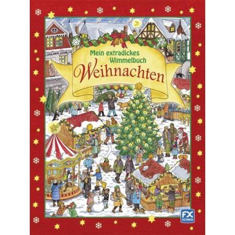 Mein extradickes Wimmelbuch Weihnachten