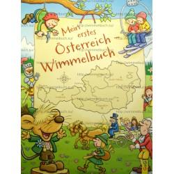 Mein erstes Osterreich-Wimmelbuch
