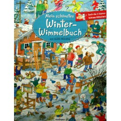 Mein schonstes Winter-Wimmelbuch