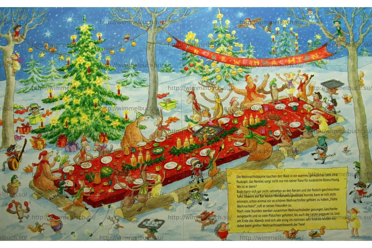 Der große Weihnachtswettbewerb der Tiere