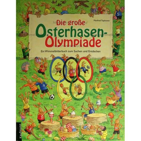 Die grobe Osterhasen-Olympiade