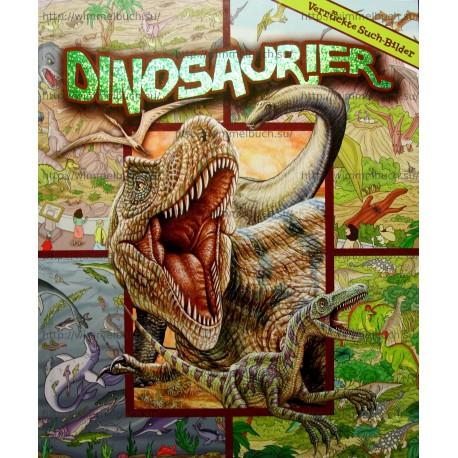 Dinosaurier Verrückte Suchbilder