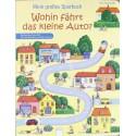 Mein grobes Spurbuch - Wohin fahrt das kleine Auto?