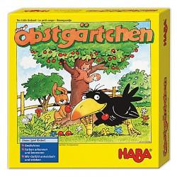 Маленький фруктовый сад HABA 4460 Obstgartchen (Kinderspiel)