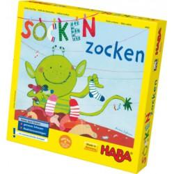 Игра Носки HABA 4465 Socken zocken