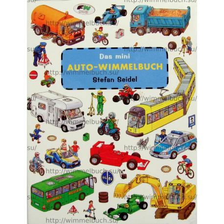 Das mini Auto Wimmelbuch