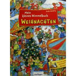 Mein kleines Wimmelbuch - Weihnachten Abbildung vergrobern Portofrei Mein kleines Wimmelbuch - Weihnachten