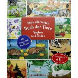 Mein allererstes Buch der Tiere - Suchen und finden