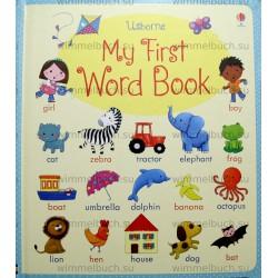 My First Wordbook