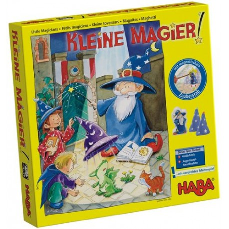 4298 - Haba - Kleine Magier - Маленький волшебник