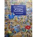 Mein allererstes WimmelPuzzleBuch - Auf der Baustelle - Книга-пазл