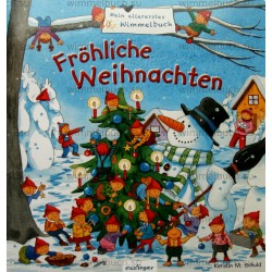 Mein allererstes Wimmelbuch - Frohliche Weihnachten