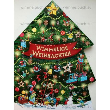 Wimmelige Weihnachten