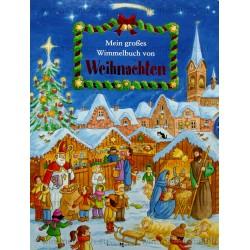 Mein grobes Wimmelbuch von Weihnachten