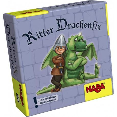 Ritter Drachenfix HABA 4948 Рыцарь и дракон