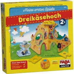 Meine ersten Spiele - Dreikasehoch HABA 7620 Сырный Домик