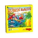 Rueben rallye spielanleitung HABA 301828 Кроличье ралли