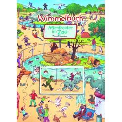 Wimmelbuch - Im Zoo