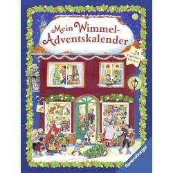 Mein Wimmel-Adventskalender Wimmel-календарь