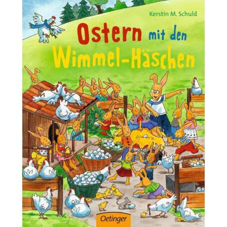 Ostern mit den Wimmel-Haschen