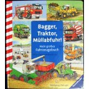 Bagger, Traktor, Mullabfuhr!