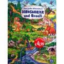 Mein grobes Wimmelbuch Dinosaurier und Urzeit