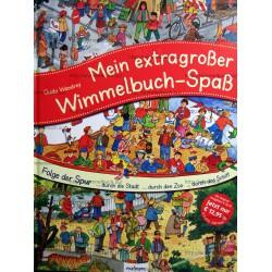 Mein extragrober Wimmelbuch-Spab - Folge der Spur