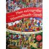 Mein extragroßer Wimmelbuch-Spaß - Folge der Spur (Pappeinband)