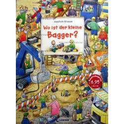 Wo ist der kleine Bagger?