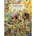 Viele bunte Sachen suchen mit Jakob und Conni: Wimmel-Zirkus-Spab