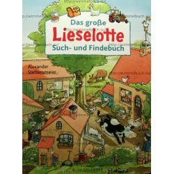 Das grobe Lieselotte Such- und Findebuch