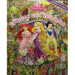 Disney Prinzessin - Traume und Wunsche - Disney Verruckte Suchbilder