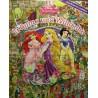 Disney Prinzessin - Träume und Wünsche - Disney Verrückte Suchbilder