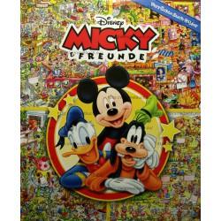 Micky Freunde - Suchbilder. Disney Verrückte Such-Bilder